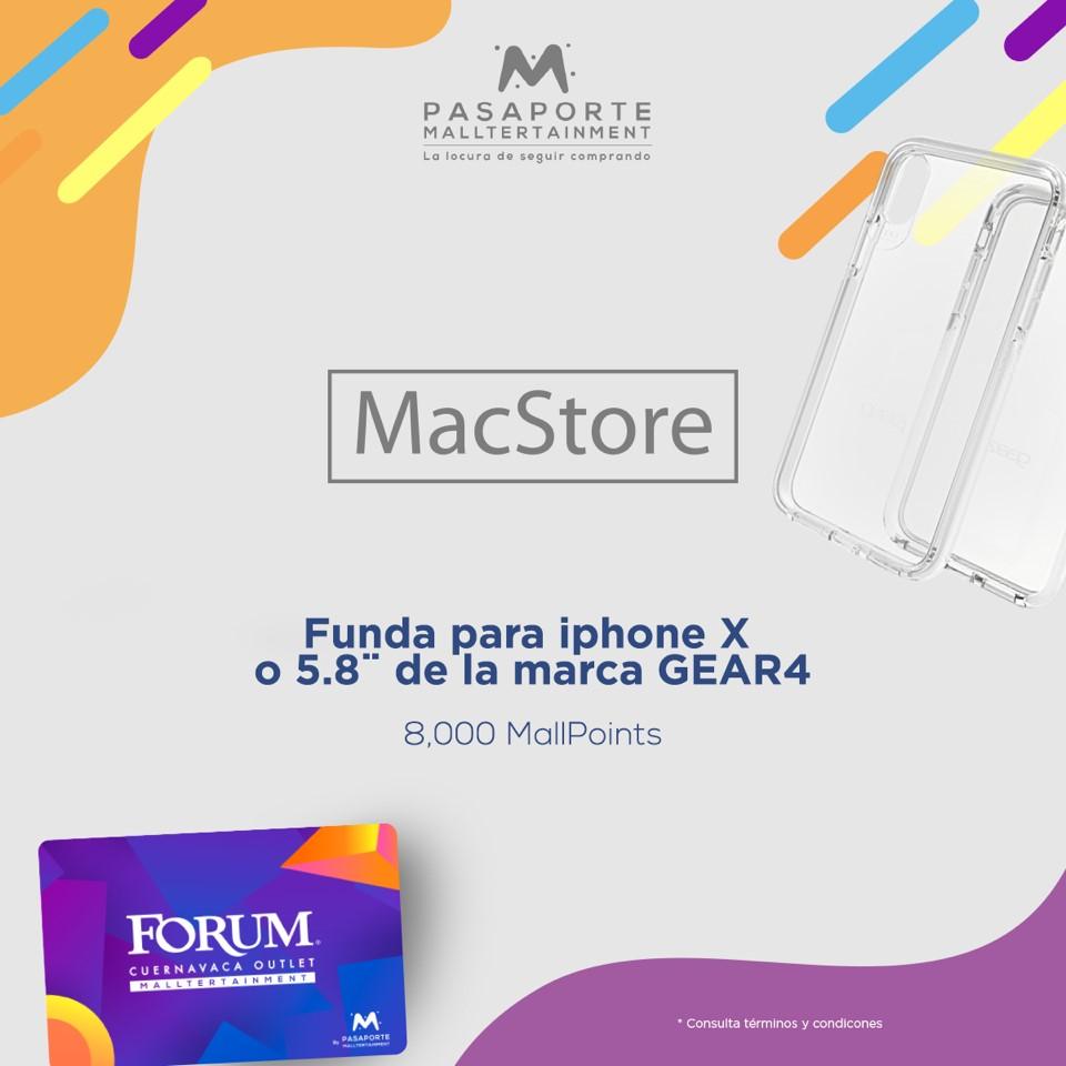 Funda para Iphone X, 5.8¨ o 6.5¨ marca Gear4